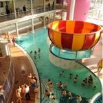 Szeged - Napfényfürdő Aquapolis