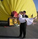 Tápiószentmárton - Ejtőernyős esküvő - Repülős esküvő - Quados esküvő
