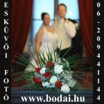 Esküvői fotó - Bodai Imre