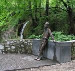 Lillafüred  - Szinva vízesés - József Attila: Óda
