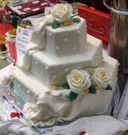 Esküvői torta variációk